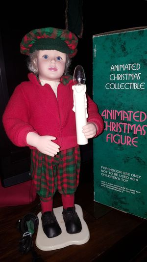 Christmas animated Boy for Sale in Tampa, FL