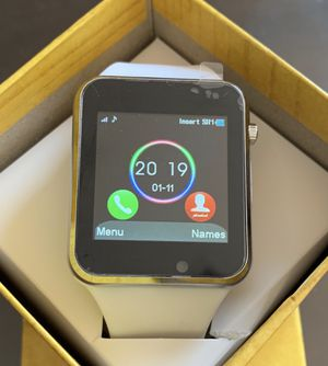 A1 Smart Watch GT08 for Sale in Norco, CA