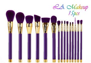 15pcs LA Makeup brush set for Sale in Los Angeles, CA