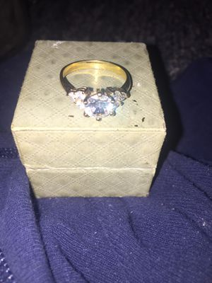 Gold ring and silver 925 mix for Sale in Atlanta, GA