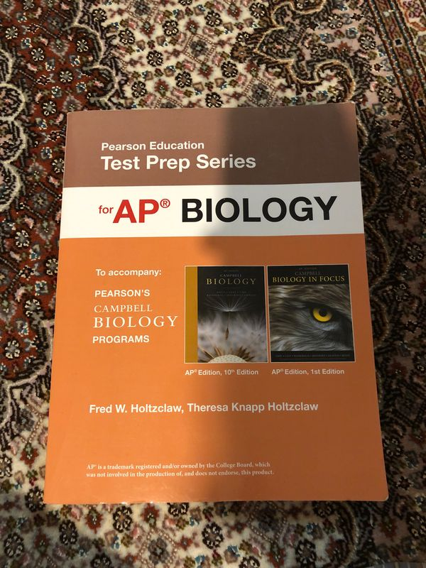 Pearson Education AP Biology Prep