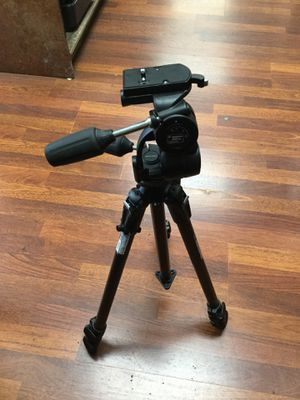 Manfrotto camera tripod 190cx3 for Sale in Oceanside, CA
