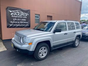 2011 Jeep Patriot for Sale in Parma, OH