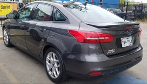 2015 Ford Focus SE for Sale in Humble, TX