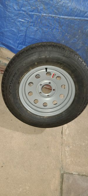 Trailer tire 205/75/15 for Sale in Highland, CA
