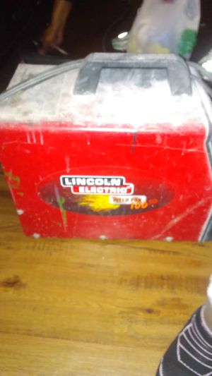 Lincoln electric weld Pak 100hd for Sale in Tacoma, WA