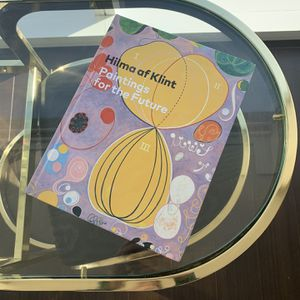 Hilma af Klint Coffee Table Book for Sale in Chicago, IL