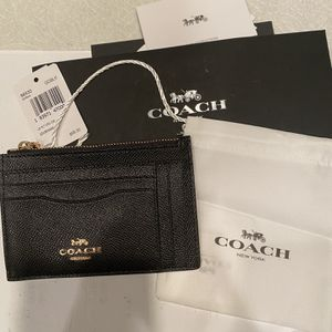 Women's Coach Card Wallet for Sale in Damascus, OR