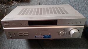 Surround sound Sony digital audio control center for Sale in Southington, CT