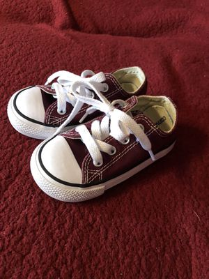 Size 6 converse 4 pairs for Sale in Denver, CO