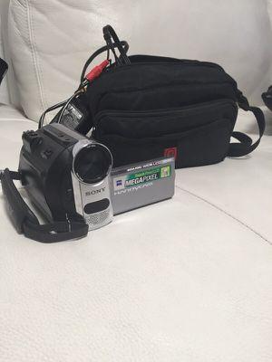Sony vídeo cámara for Sale in Hialeah, FL