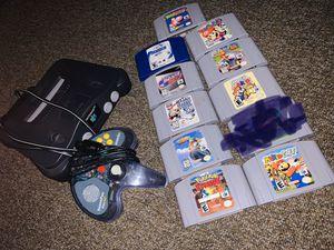 Nintendo 64 Bundle for Sale in Chicago, IL