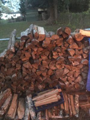 Seasoned firewood. Oak or pecan. for Sale in Fitzgerald, GA