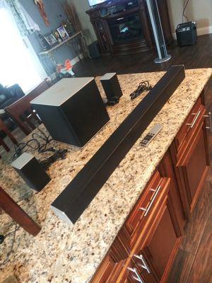 Vizio Bluetooth hdmi soundbar for Sale in Lake Elsinore, CA