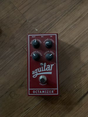 Aguilar Octomizer guitar/ bass pedal for Sale in Clayton, NC
