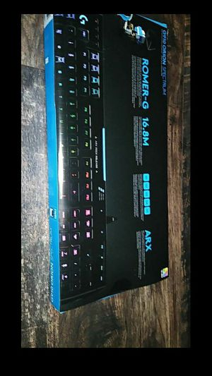 G910 Orion spectrum oogitech keyboard for Sale in Groves, TX