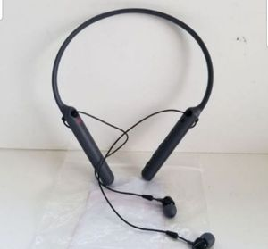 Sony - C400 Wireless Behind-Neck in Ear Headphones Black(WIC400/B) Like New, it comes with only what you see in the pictures, PRICE for Sale in Palatine, IL