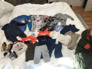 Baby boy clothes 9-12 months for Sale in Springfield, VA
