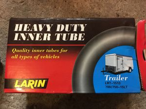 Trailer tire innertube for Sale in Schaumburg, IL