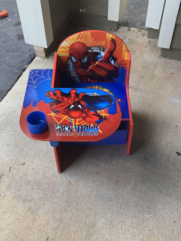 Marvel Spider-Man Kid's Desk