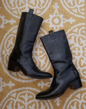 GUCCI Italian Leather Riding Boots for Sale in Bethany, OK