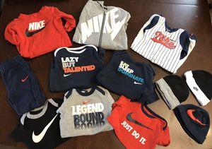 Baby Boy Nike bundle for Sale in Oak Park, IL