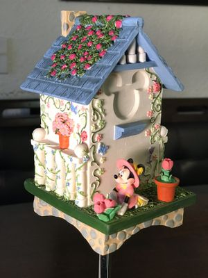 Minnie Mouse Garden Pot Plant Stake Disney for Sale in Orlando, FL