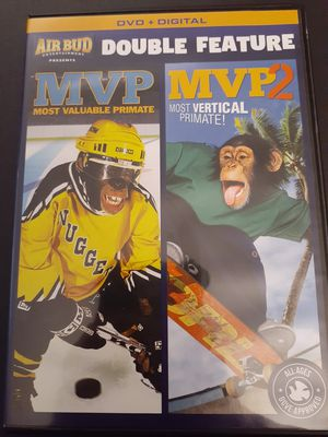 MVP Double Feature (DVD) for Sale in Lewisville, TX