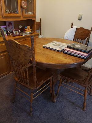Dining Table w/Chairs for Sale in Henderson, NV