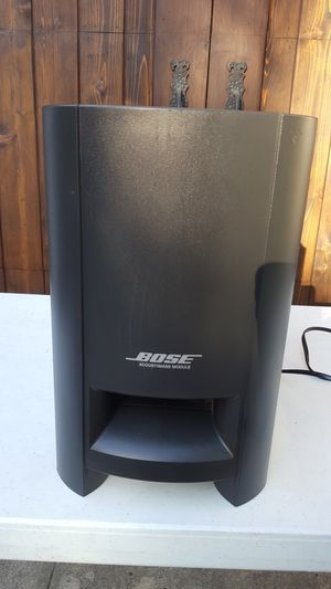 Bose PS 3-2-1 system sub for Sale in Riverside, CA