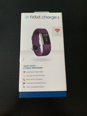 Fitbit Charge 2 for Sale in St. Louis Park, MN