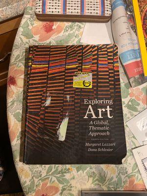 Exploring Art Textbook for Sale in Marysville, WA