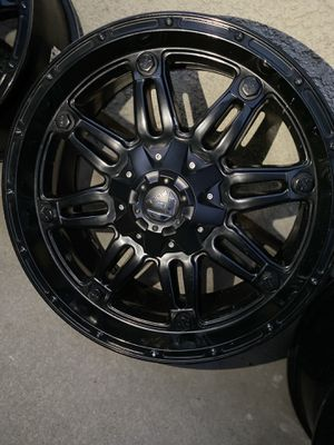 Rines 20inch 6 lugs for tundra 2018-2020 for Sale in Long Beach, CA