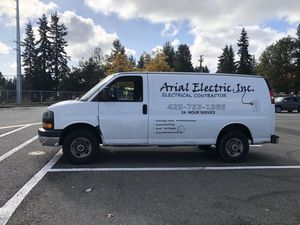2007 GMC SAVANNA CARGO VAN for Sale in Seattle, WA