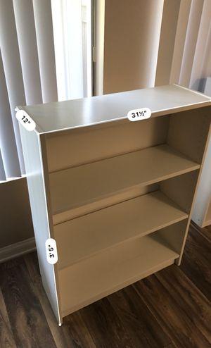 Three layer bookshelf DVD shelf for Sale in La Verne, CA