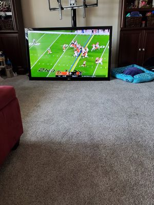 LG tv 55 inch ( tv went out today black screen) selling as is for parts for Sale in Huntington Beach, CA