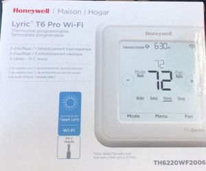 Honeywell thermostat for Sale in South Gate, CA