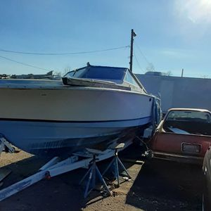 Boat And Trailer for Sale in New Castle, DE