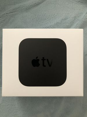Apple TV 4k HDR 32GB for Sale in Silverdale, WA