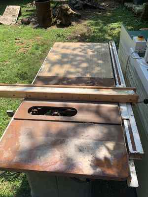 Rotary Cutter and Table saw for Sale in Smyrna, TN