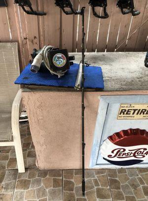 Kristal fishing reel for Sale in Hialeah, FL