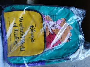 Disneps and book club backpack for Sale in Downey, CA