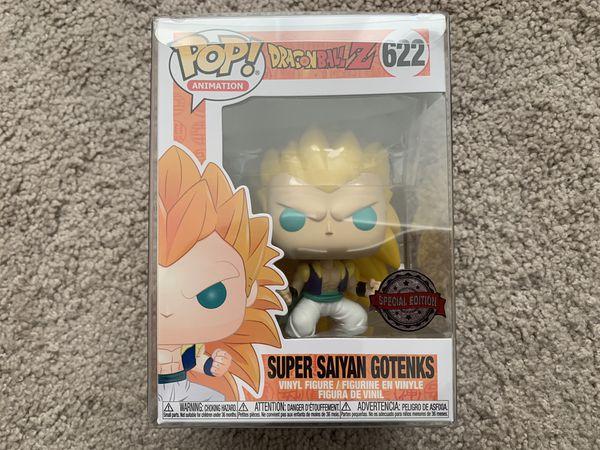 Super Saiyan Gotenks