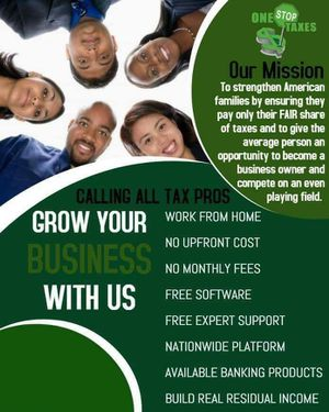 Free training for future tax preparer to start your own business for Sale in St. Louis, MO