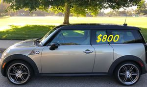 🎁💲8OO For sale URGENTLY 2OO9 Mini cooper . The car has been maintained regularly 🎁c for Sale in Indianapolis, IN