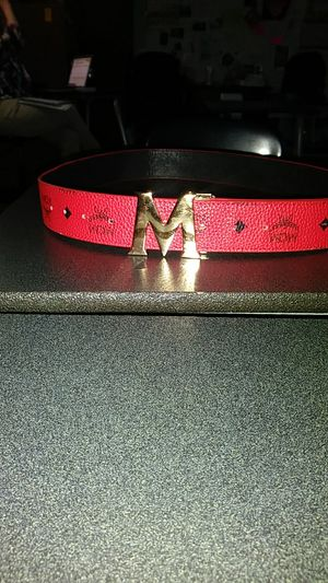 MCM belt for Sale in Kansas City, MO