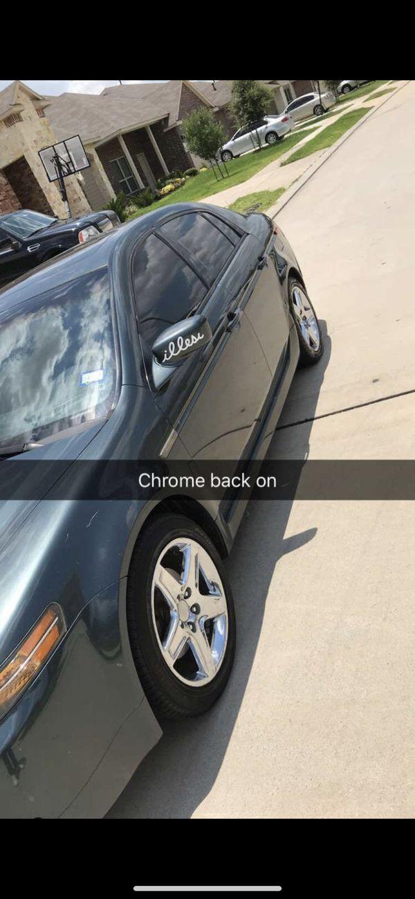 Acura TL rims