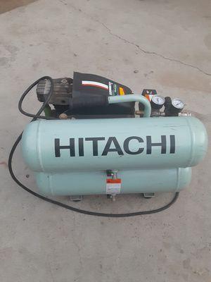 HITACHI AIR COMPRESSOR NEEDS REGULATOR NESECITA REGULADOR!! for Sale in Los Angeles, CA