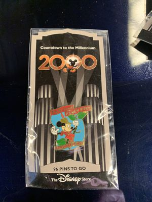 Disney Mickey 2000 Millennium Pin for Sale in Denver, CO