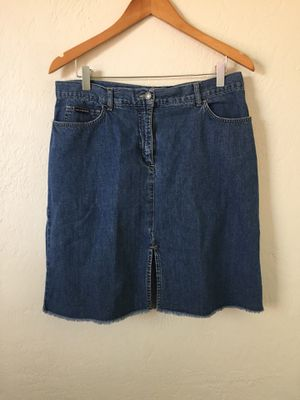 New York and Co Jean Skirt for Sale in Coolidge, AZ